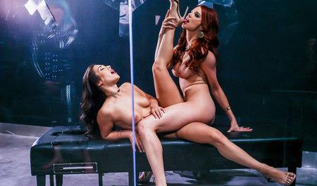 Zadarmo Zed lesbické porno